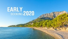 Early booking 2020, sconto -20%