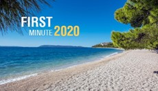 First Minute 2020 - save up to 20% on your beach hotel Alga!