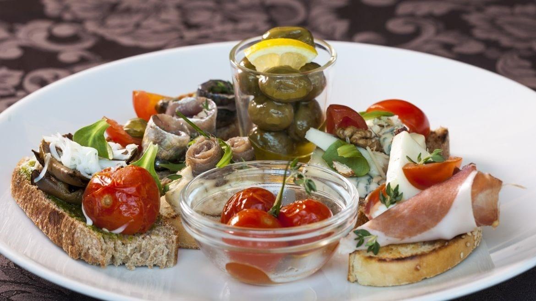 Dalmacja p nocna rodkowa i po udniowa dalmacja chorwacja for Adriatic cuisine