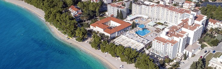 Ein fabelhaftes All Inclusive Light Urlaubspaket in Tučepi